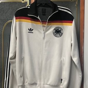 Adidas Germany 1974 World Cup Jacket Re-release